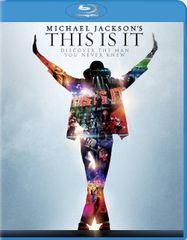 Michael Jackson's This Is It (BLU)