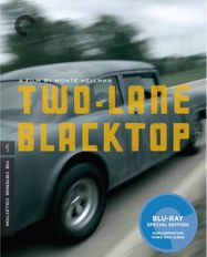 Two-Lane Blacktop [1971] [Criterion] (BLU)