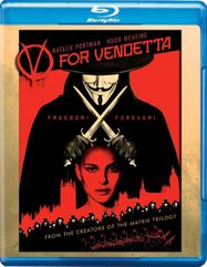 V for Vendetta (BLU)