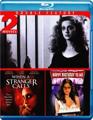 When a Stranger Calls [1979] / Happy Birthday to Me (BLU)