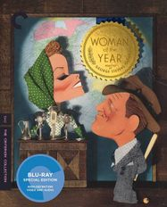 Woman of the Year [1942] [Criterion] (BLU)