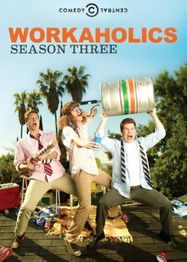 Workaholics: Season Three (DVD)