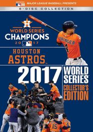 2017 World Series Collector's Edition: Houston Astros (DVD)