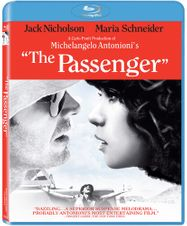 The Passenger [Manufactured-On-Demand] (BLU)