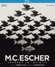 M.C. Escher: Journey to Infinity (BLU)