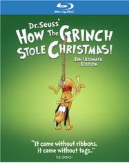 How The Grinch Stole Christmas (BLU)