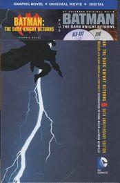 Batman: The Dark Knight Returns Part 1 Blu-ray Region Free ...