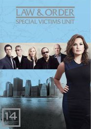 Law & Order: Special Victims Unit - The Fourteenth Year (DVD)