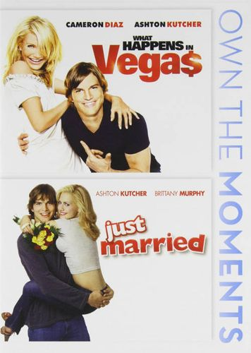 What Happens In Vegas / Just Married (DVD)