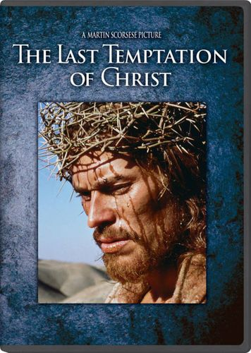 the last temptation of christ  dvd