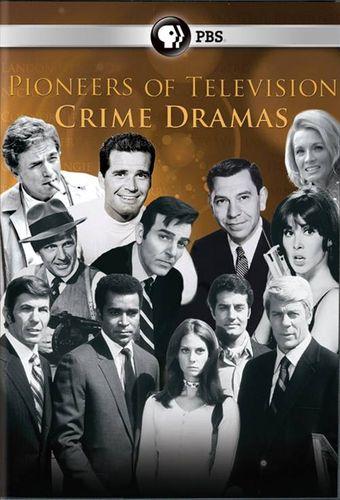 Pioneers Of Crime Dramas Dvd Amoeba Music