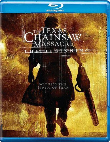 Texas Chainsaw Massacre Beginn Blu Ray Amoeba Music
