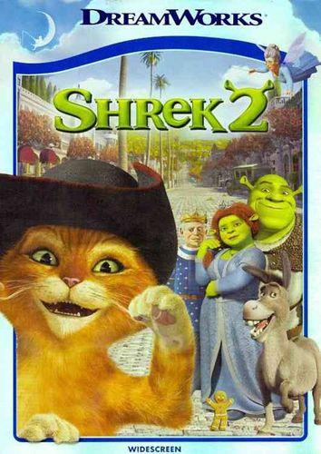 Shrek 2 Dvd Amoeba Music