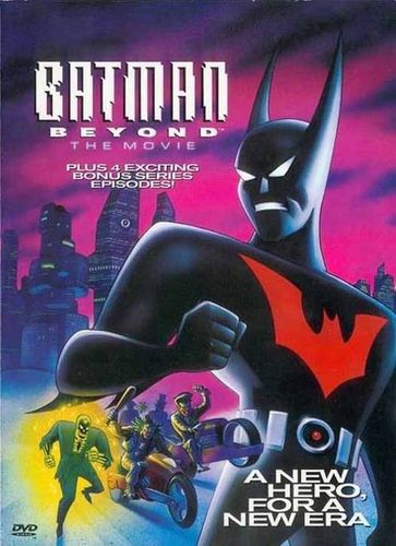 Batman Beyond: The Movie (DVD) - Amoeba Music