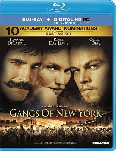 Gangs Of New York 2002 Blu Ray Amoeba Music