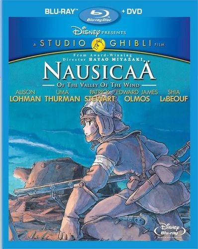 hayao miyazaki movies blu ray