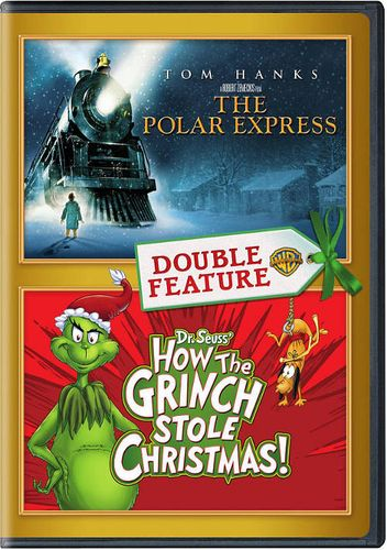 The Polar Express / How the Grinch Stole Christmas [1966] (DVD)