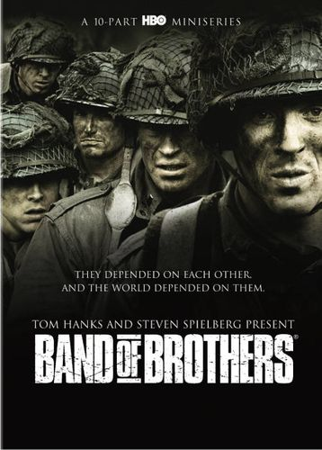 Band Of Brothers The Miniseries Dvd Amoeba Music