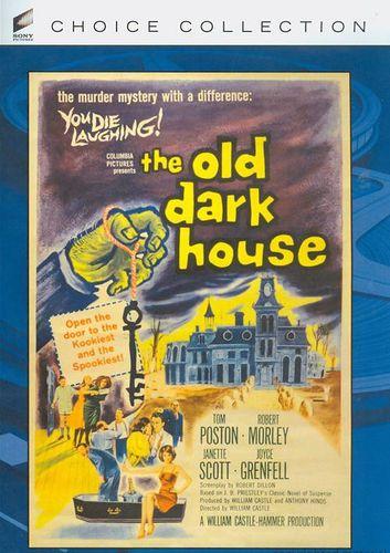 The old dark house 1963 dvd r dvd amoeba music for Dark house music