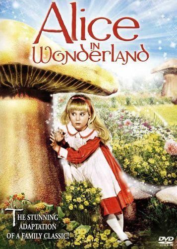 Alice In Wonderland 1985 Dvd Amoeba Music