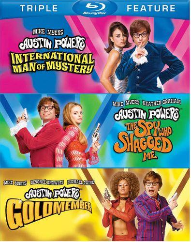 Austin Powers Trilogie
