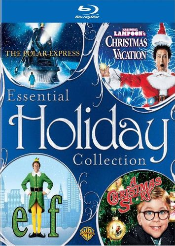 The Polar Express / National Lampoon's Christmas Vacation