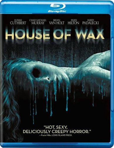 House of wax 2005 blu ray amoeba music for House music 2005