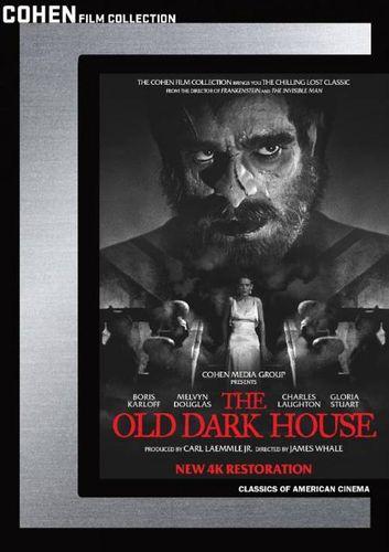 The old dark house 1932 dvd amoeba music for Dark house music