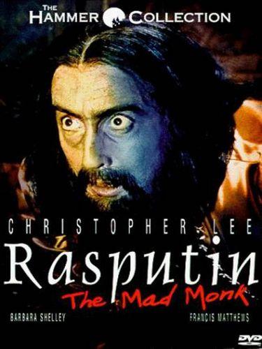 Rasputin The Mad Monk Dvd Amoeba Music