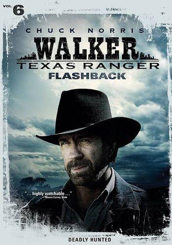 Walker Texas Ranger Flashback Vol 6 Dvd Amoeba Music