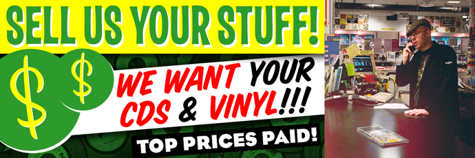 Amoeba Music - Sell Your Used CDs & Vinyl