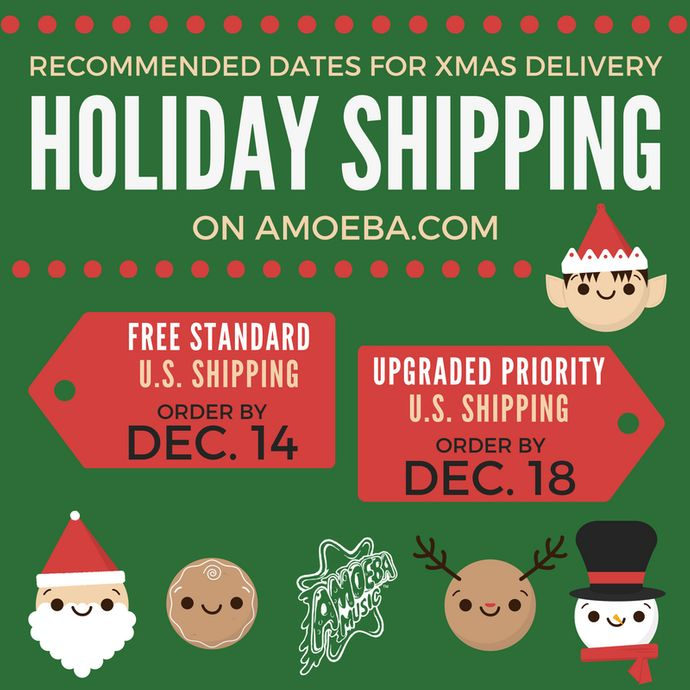 Recommended Dates for Christmas Delivery