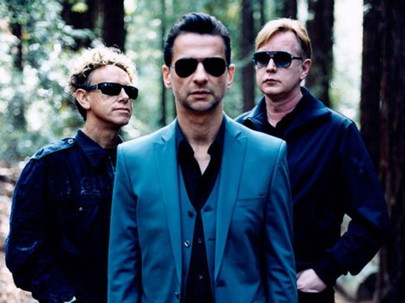 depeche mode amoeba