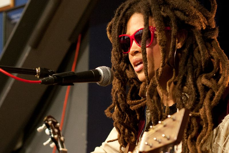valerie june amoeba hollywood