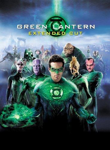 Green Lantern Extended