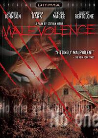 Malevolence DVD