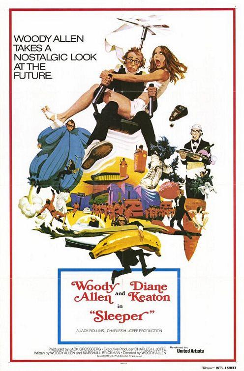 Sleeper Movie Poster