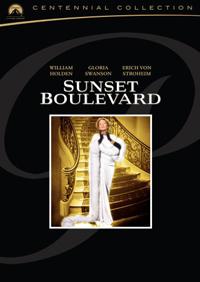 Sunset Blvd DVD