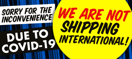Not Shipping International